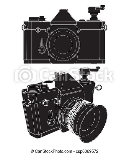 Camera - csp6069572