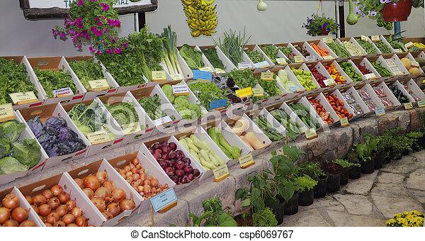 regalos, Agricultura - csp6069767