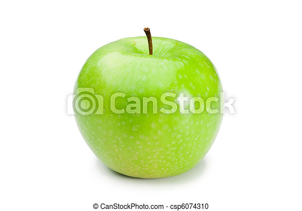 Green apple - csp6074310