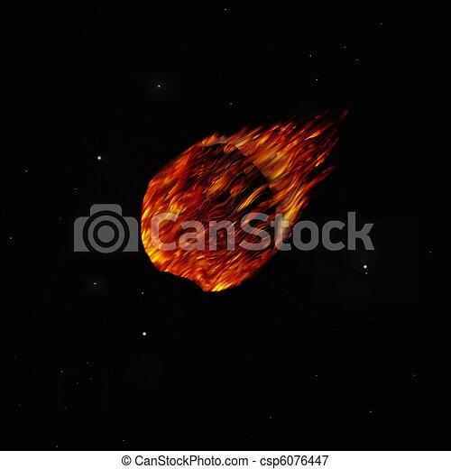 Comet - csp6076447