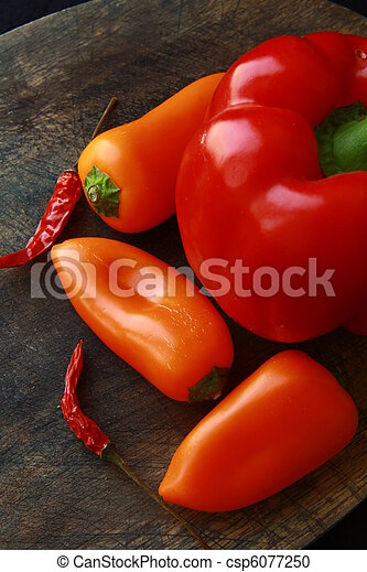 Different fresh vegetables  - csp6077250