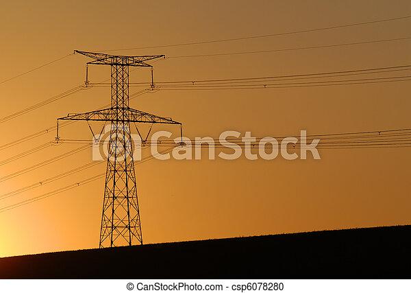 energie - csp6078280