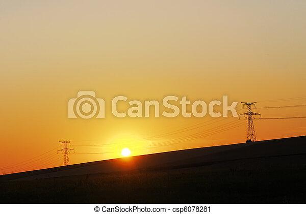 エネルギー - csp6078281