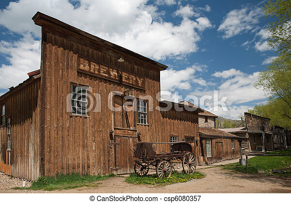 Old brewery - csp6080357