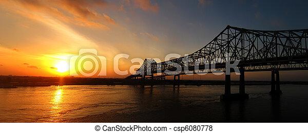 New Orleans Sunrise - csp6080778