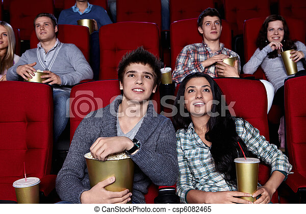 Cinema - csp6082465