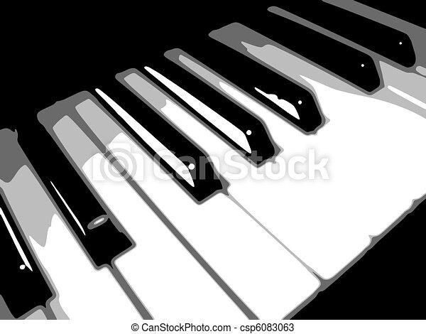 teclado - csp6083063