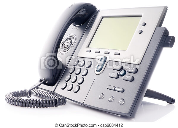 Stock de fotos oficina ip tel fono imagenes for Telefono de oficinas