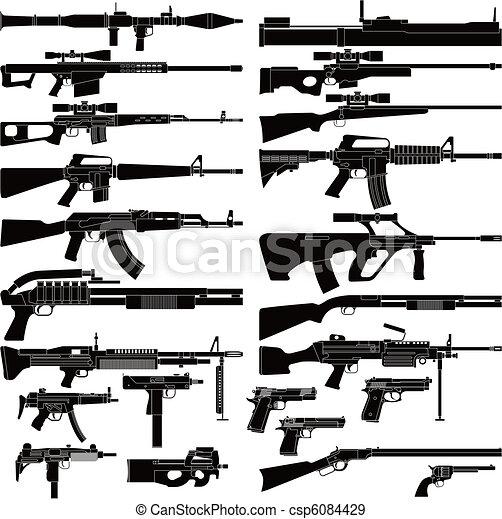 Weapon - csp6084429