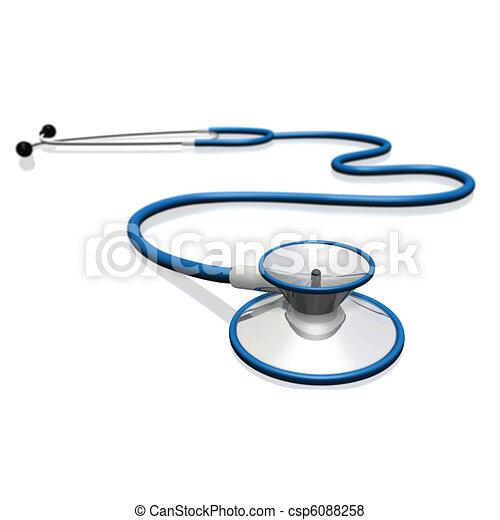 Stethoscope - csp6088258