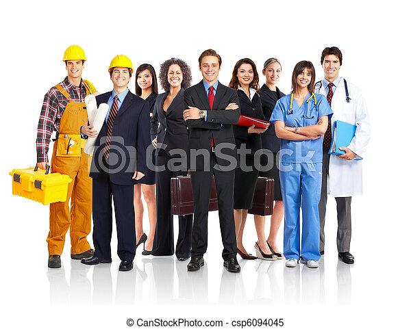 professionnels - csp6094045