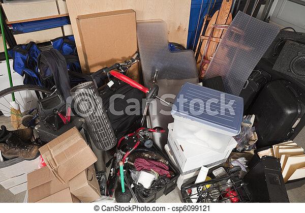 Storage Pile - csp6099121