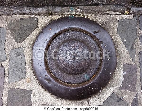 SC Manhole Cover