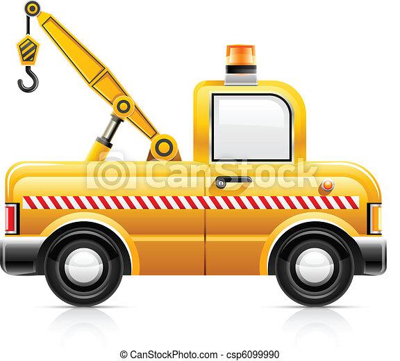 wrecker car service - csp6099990