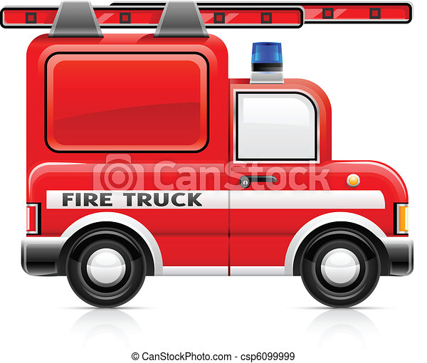 Fire truck Stock Illustrations. 3,319 Fire truck clip art images ...