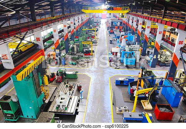 metal industy factory indoor - csp6100225