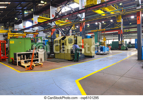 Images de int rieur m tal industy usine industrie for Interieur usine