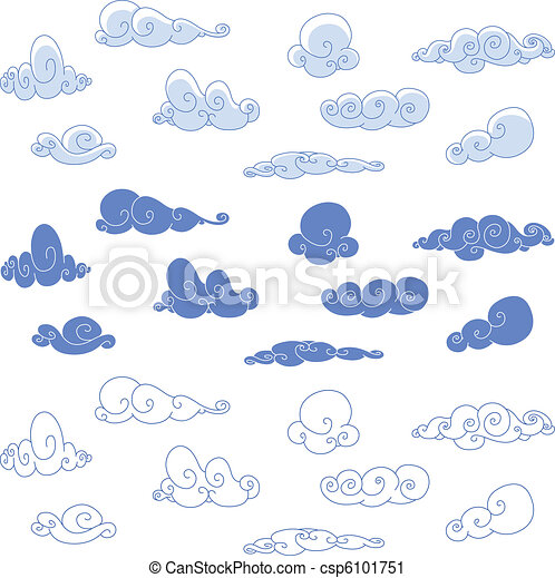 Clouds - csp6101751
