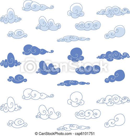 Clouds - csp6101751