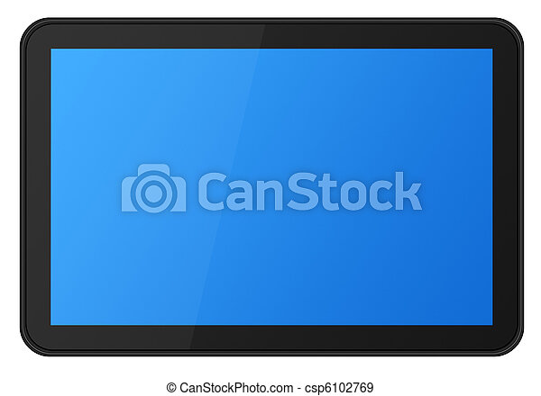 Touch screen tablet XXL - csp6102769