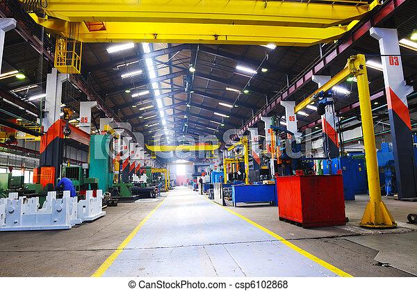 metal industy factory indoor - csp6102868