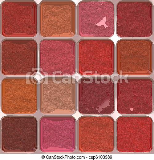 makeup box - csp6103389