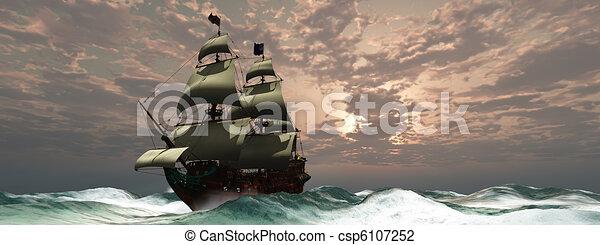 PRINCE WILLIAM SHIP - csp6107252