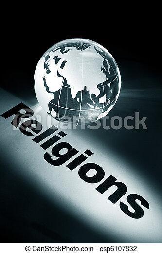 religions - csp6107832