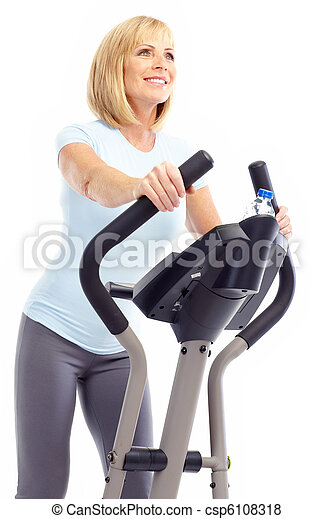 Gym & Fitness - csp6108318
