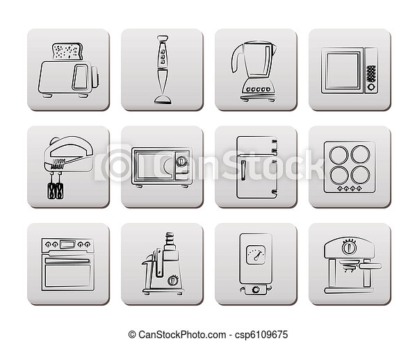 Kitchen Equipment Drawing Kitchen And Home Equipment