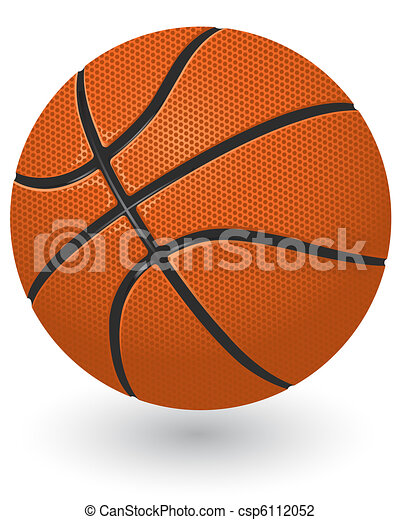Basketball ball  - csp6112052
