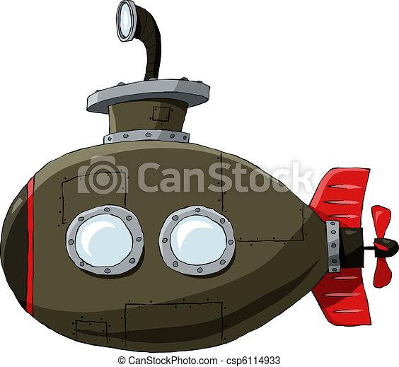 Submarine - csp6114933