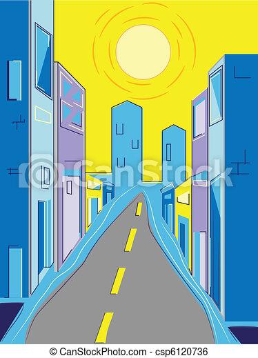 клипарт улица: