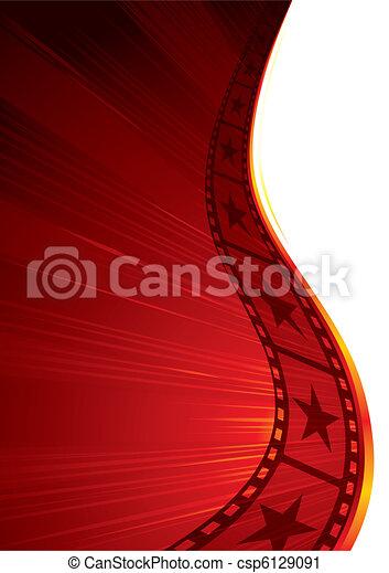 Hot film - csp6129091