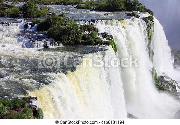 Iguazu Falls - csp6131194