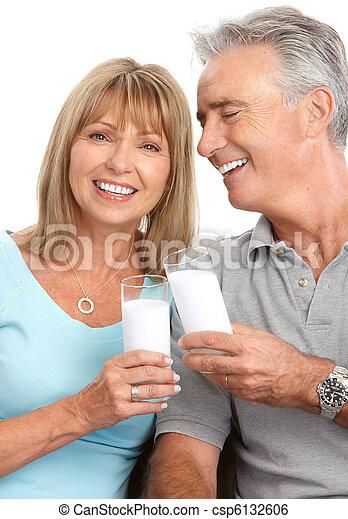 Elderly couple - csp6132606