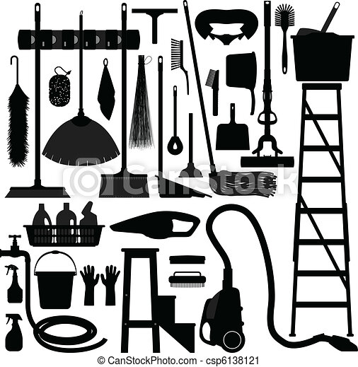 Domestic Household Tool equipment - csp6138121