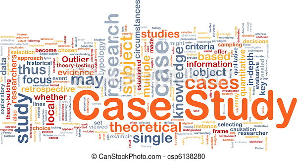 Case study background concept - csp6138280
