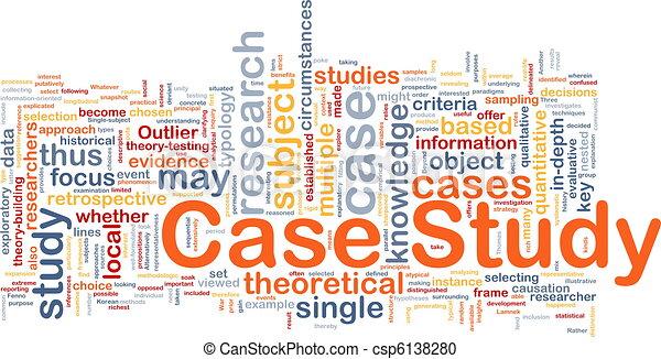 Case study background concept - csp6138280