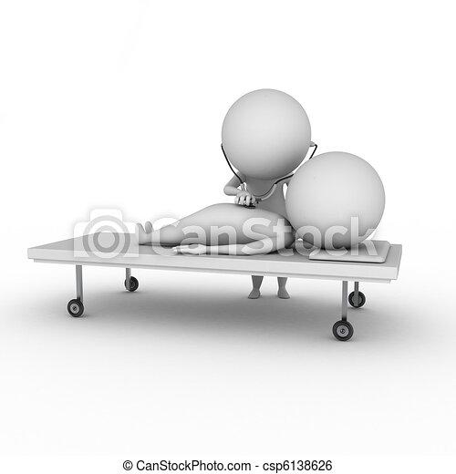 healthcare - csp6138626