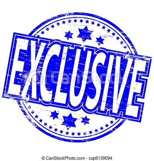 Exclusive Icon EPS Vector of Exclusiv...