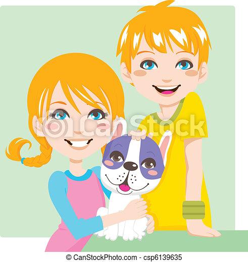 Lovely Pet - csp6139635