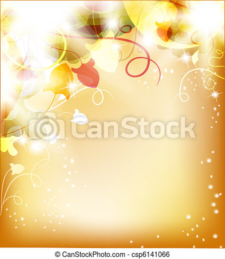 Beautiful flower background - csp6141066