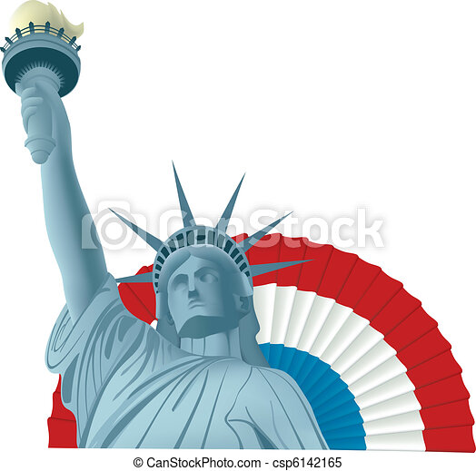 Statue of Liberty - csp6142165