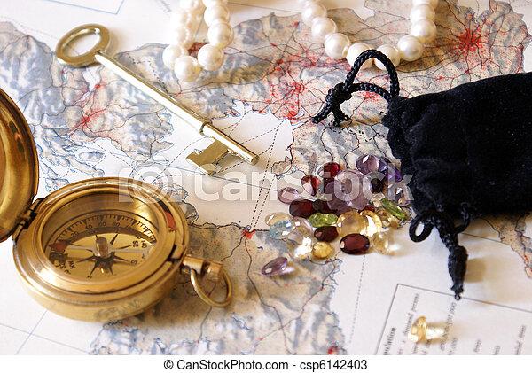 Treasure Hunt - csp6142403