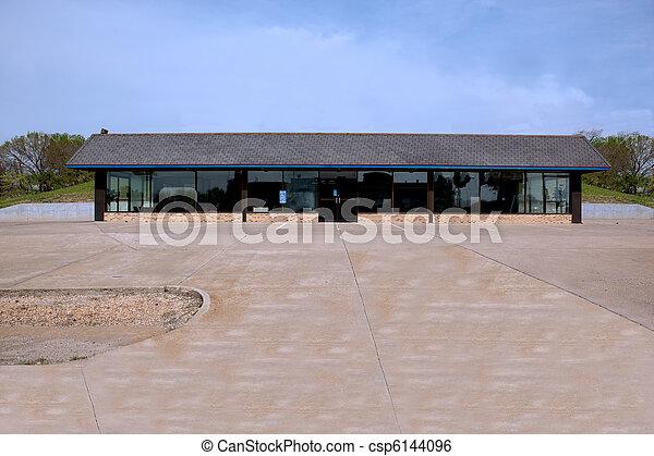 Empty Retail Store - csp6144096