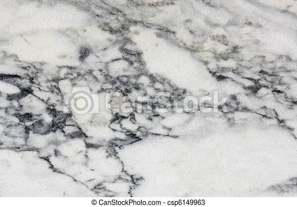 Surface of polished Marble Slab - csp6149963