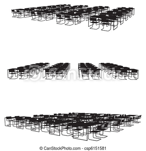 Dining Table And Chairs  - csp6151581