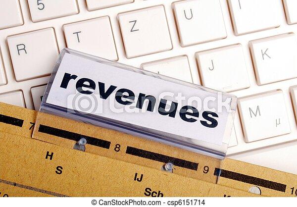 revenue - csp6151714