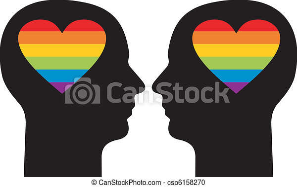 Gay love - csp6158270